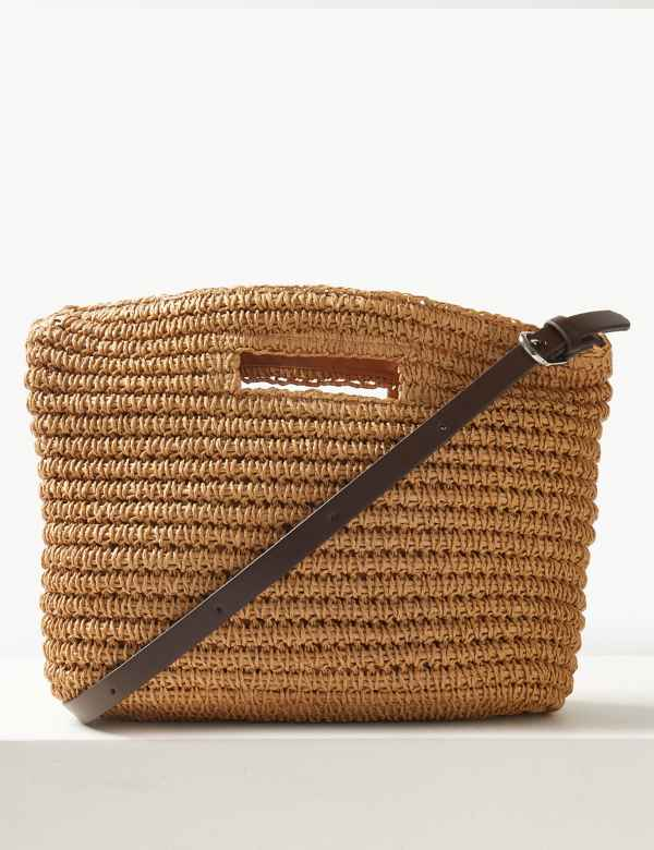 Straw Cross Body Bag 830c13c24043c