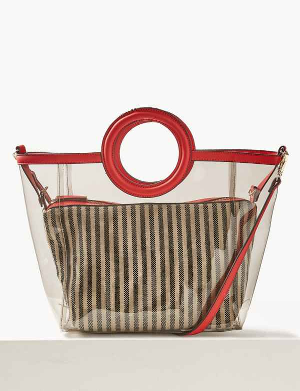 32699eeea5 Transparent Tote Bag