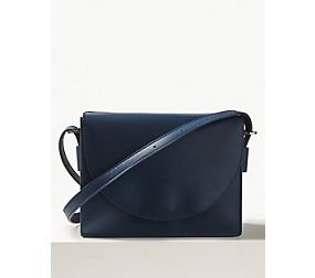 803f824bbe0a Leather Cross Body Bag