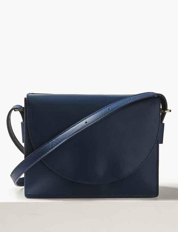 Leather Cross Body Bag e3627623e069f