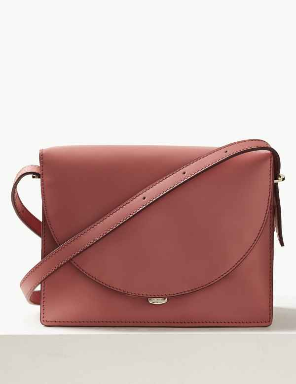5182e57ec483 Leather Cross Body Bag