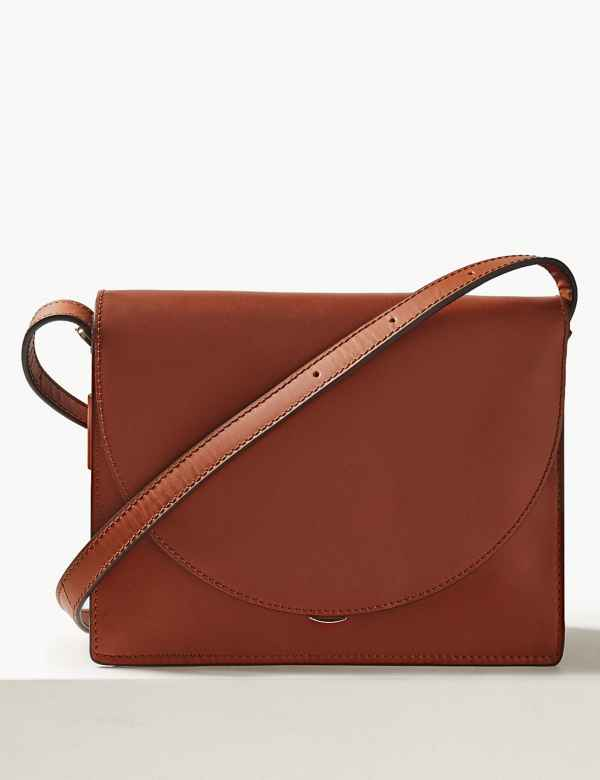 Leather Cross Body Bag cfb47fdd6b7eb