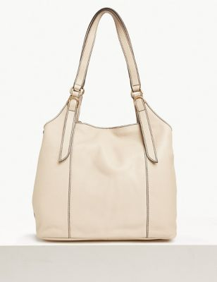 c8f5934c Leather 3 Compartment Hobo Bag £89.00