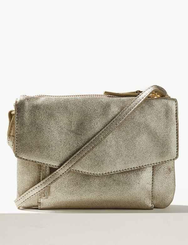 45d9263526 Suede Cross Body Bag