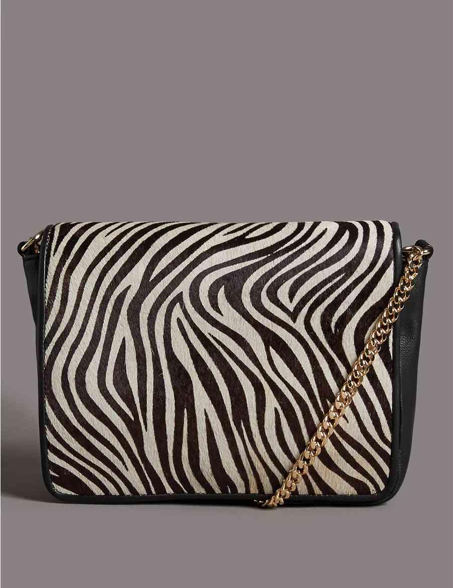 Leather Milly Shoulder Bag