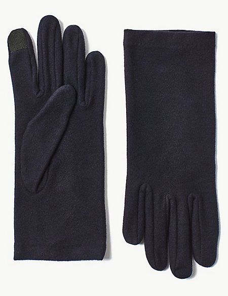 Touch Screen Fleece Gloves