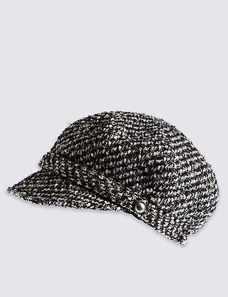 Mono Baker Boy Hat