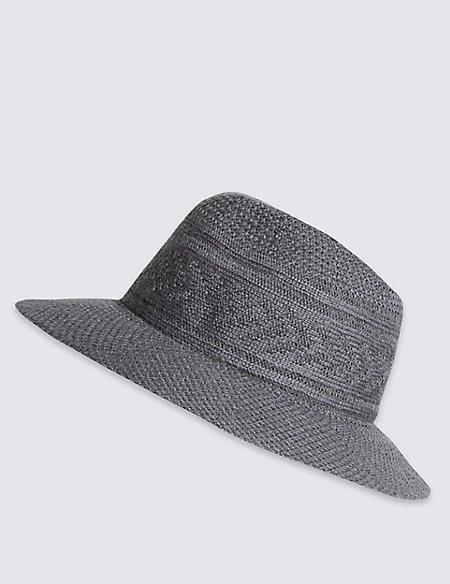 Thermo Fedora Hat