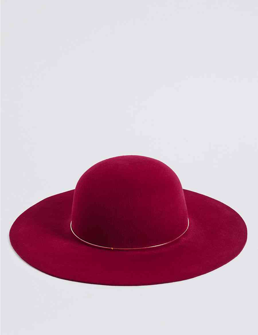 Pure Wool Floppy Winter Hat with Thinsulate™  e196bf70d58e