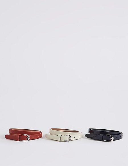 3 Pack Buckle Hip Belt