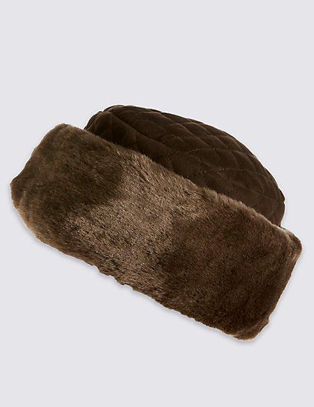 Quilt Trim Hat