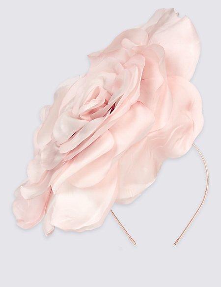 Statement Flower Fascinator