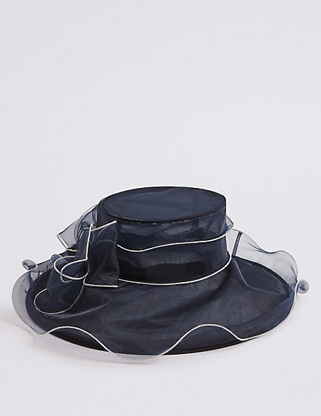 Large Bow Hat