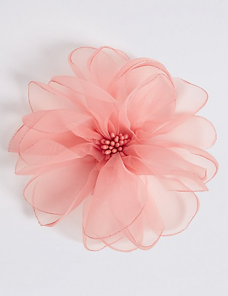 Flower Clip Fascinator