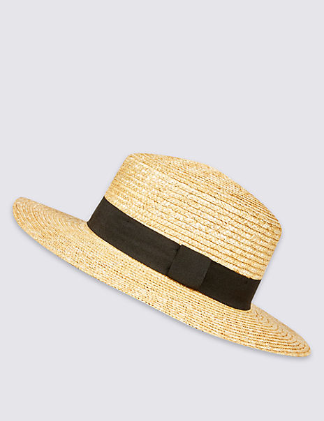 Boater Summer Hat