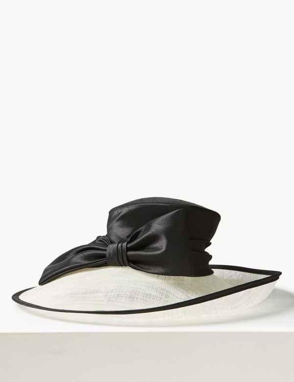 8bb301768395f3 Colour Block Occasion Hat
