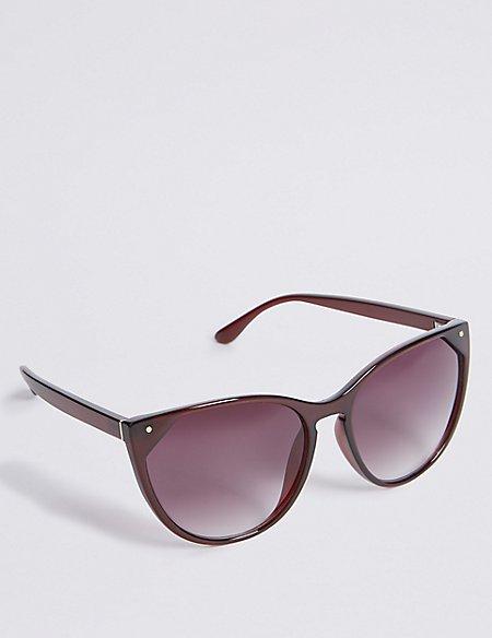 Refined Cat Eye Sunglasses