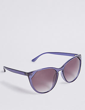 Refined Cat Eye Sunglasses