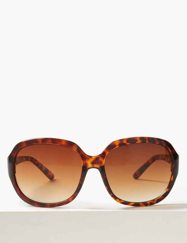 79036d1f3b Laguna Wrap Around Oval Sunglasses