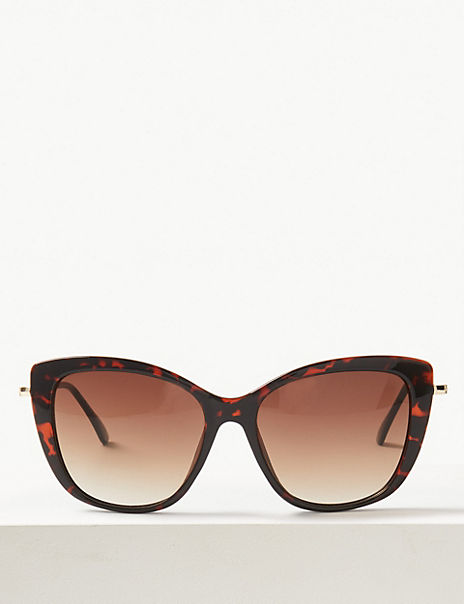 Carmel Cat Eye Sunglasses