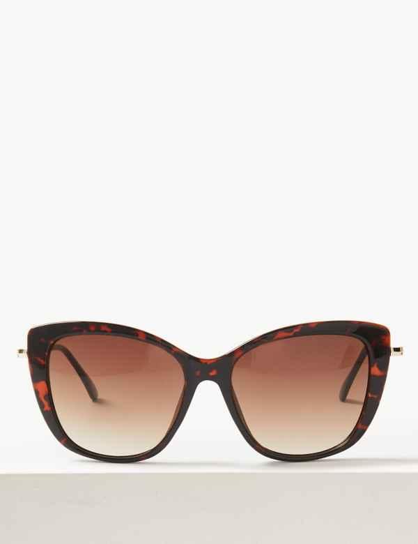 ce564ffec5 Carmel Cat Eye Sunglasses