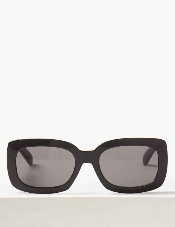 d17de1e84d8c Slim Rectangle Sunglasses