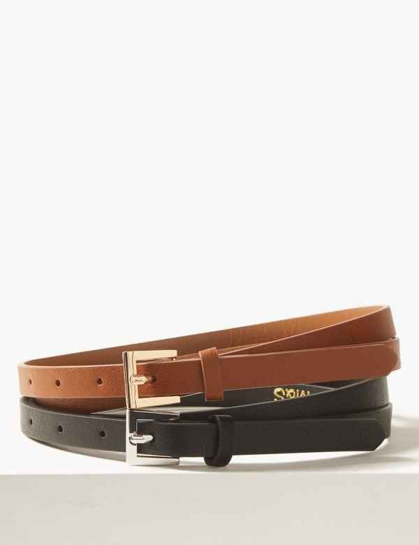 aabbc6ae3 Faux Leather Hip Belt