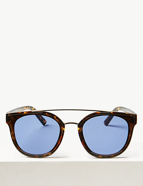 Osage Statement Aviator Sunglasses