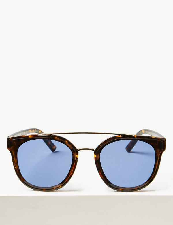 5ec5e6ffc4a2 Osage Statement Aviator Sunglasses. M S Collection