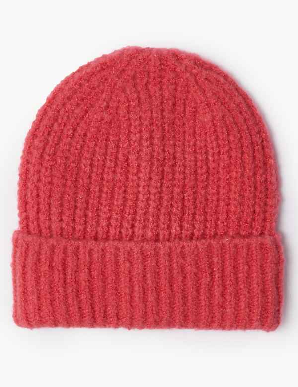 Spongy Beanie Hat 3442e165be2