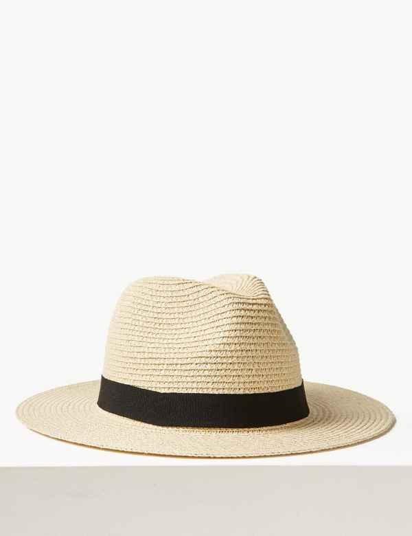 fae498574ae Classic Fedora Hat