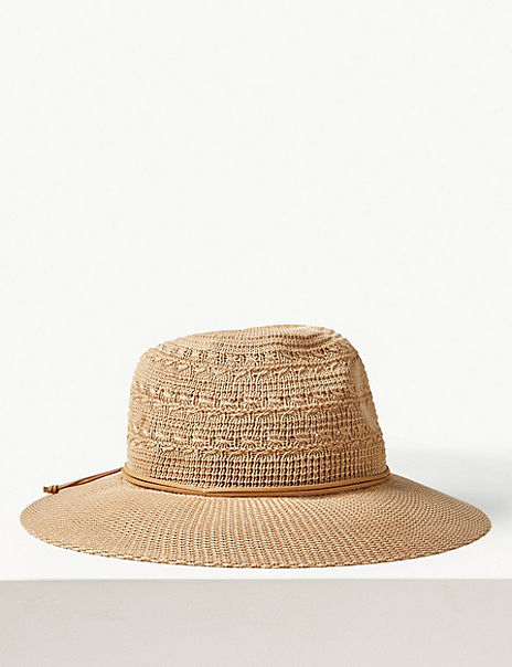 Soft Fedora Hat