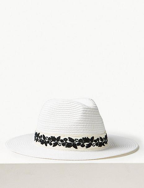 Craft Fedora Sun Hat