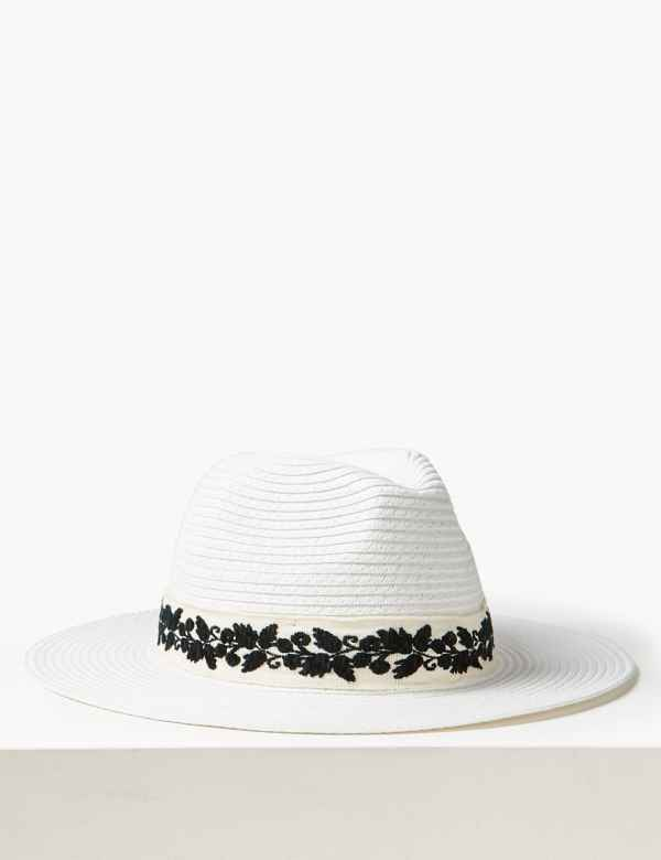 9569624ed67 Craft Fedora Sun Hat