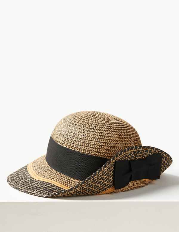 4981dd2f987 Contrast up Brim Sun Hat