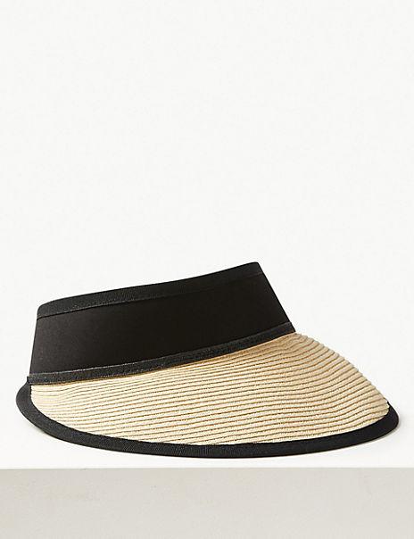 Trim Visor Hat