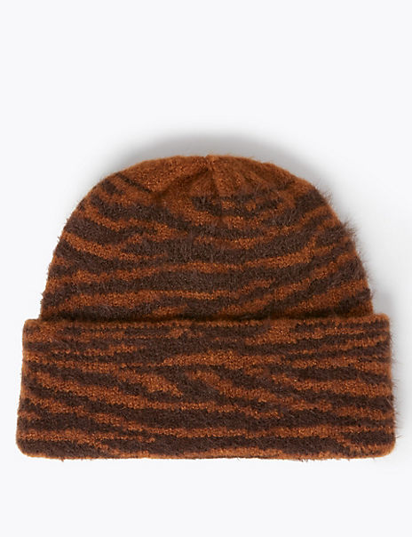 Knitted Animal Beanie