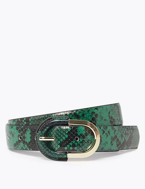 Snake Effect Hip Belt
