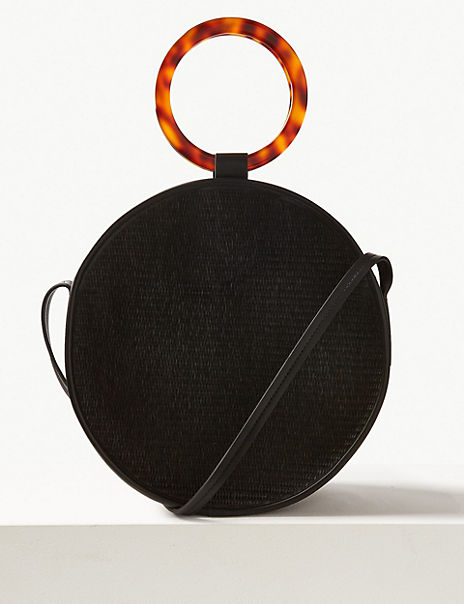 Circle Cross Body Bag
