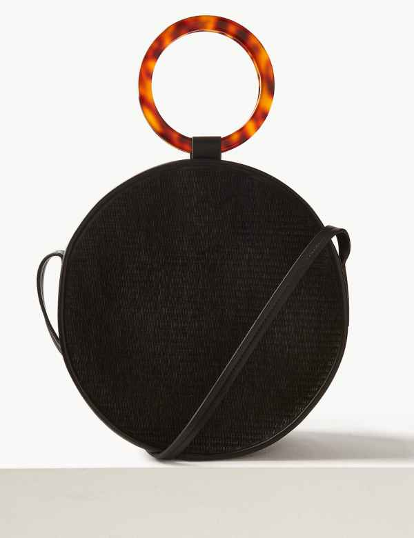 82336ee5677a Circle Cross Body Bag
