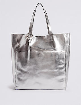 Leather Per Bag M S Collection