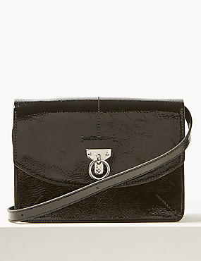 Ring Detail Cross Body Bag