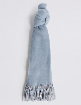 Double Brushed Scarf