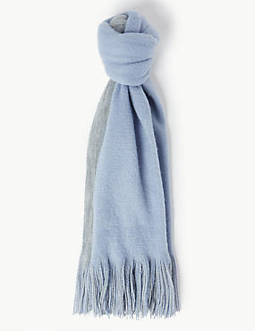 Double Sided Brushed Scarf
