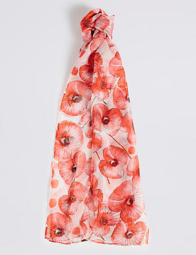 The Poppy Collection® Silk Scarf