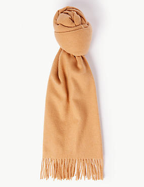Scarf with Wool