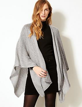 Sequin Wrap