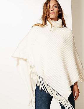 Sequin Knit Wrap