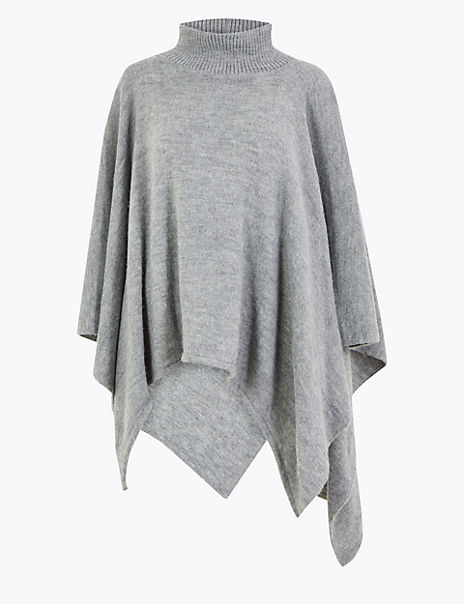 High Low Poncho