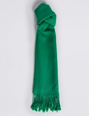 Modal Rich Pashminetta Scarf by Marks & Spencer